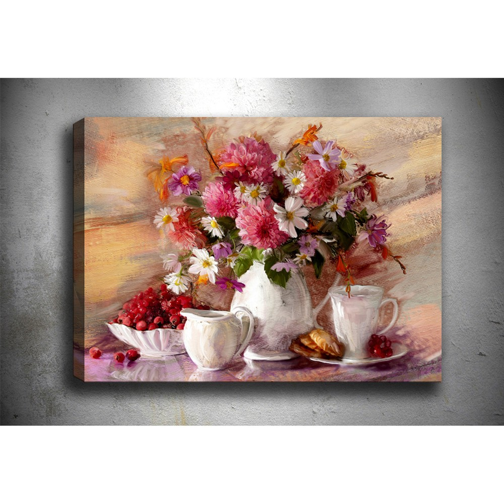 Obraz Tablo Center Afternoon Tea, 70 × 50 cm
