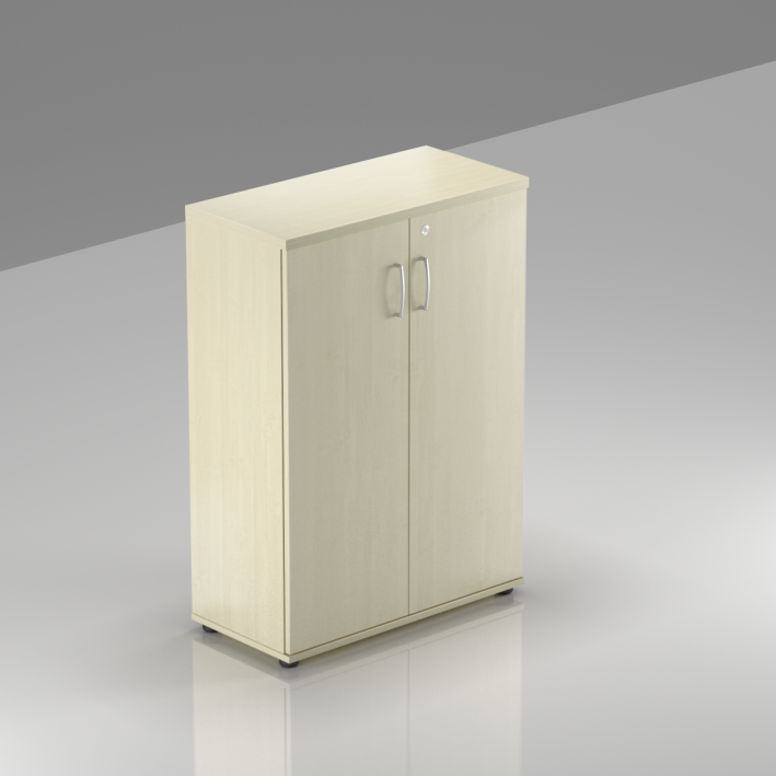 Rauman Kancelárska skriňa Visio, 80x38,5x113 cm, dvere 3/3 S383 12