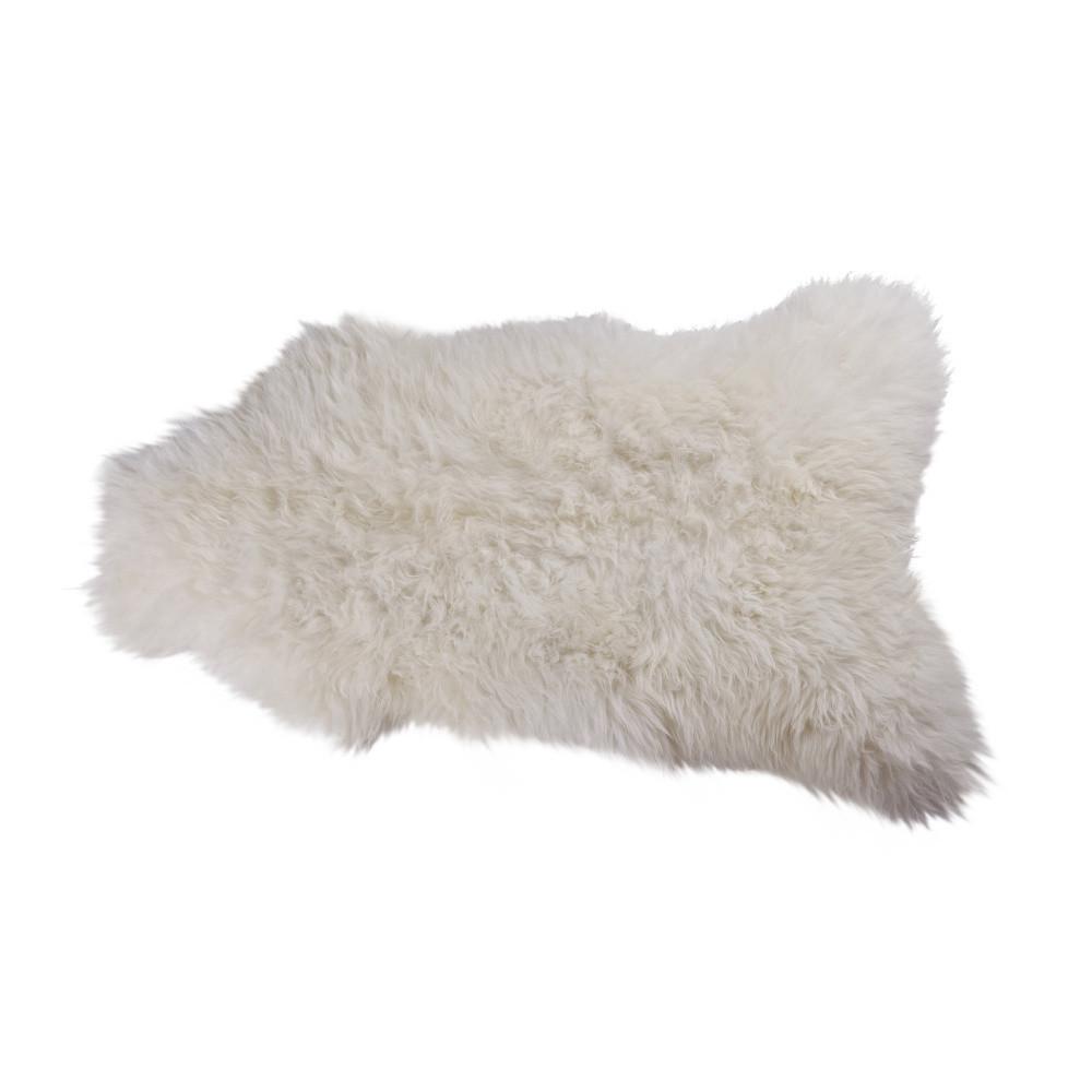 Biela ovčia kožušina DeEekhoorn Sheepskin