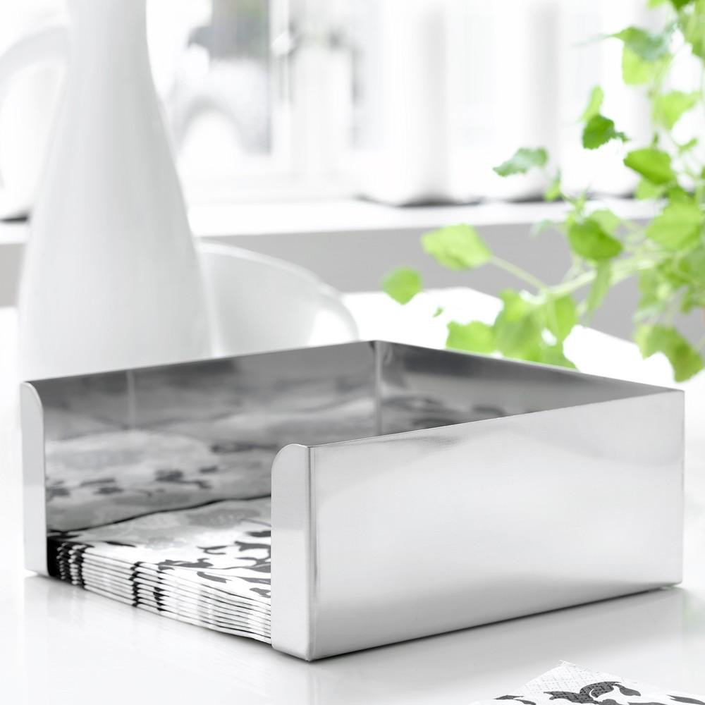 Box na obrúsky Steel Function