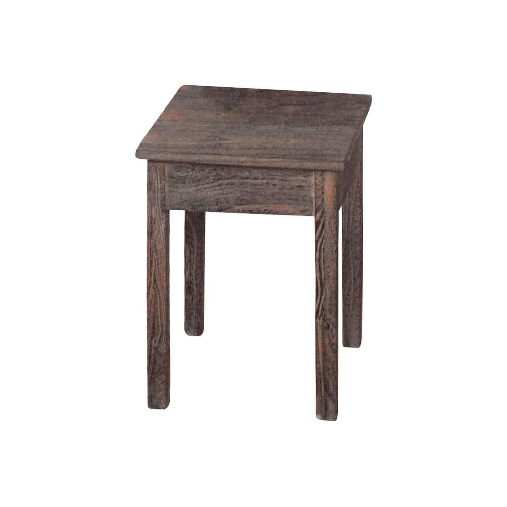Stolička/stolík na kvety antik