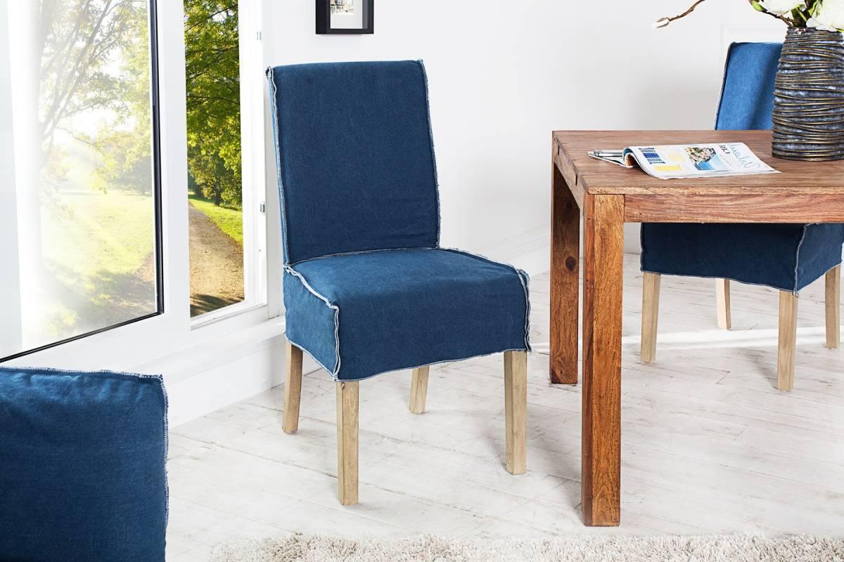 Stolička RODE - modrá
