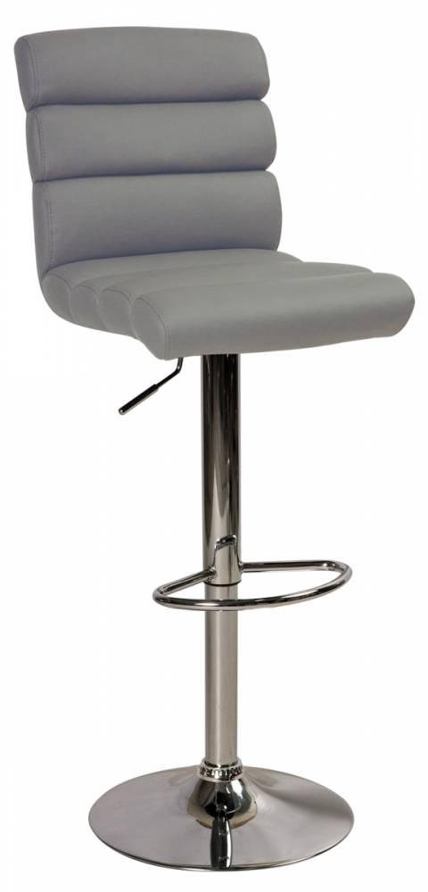 Barová stolička CB-617, šedá