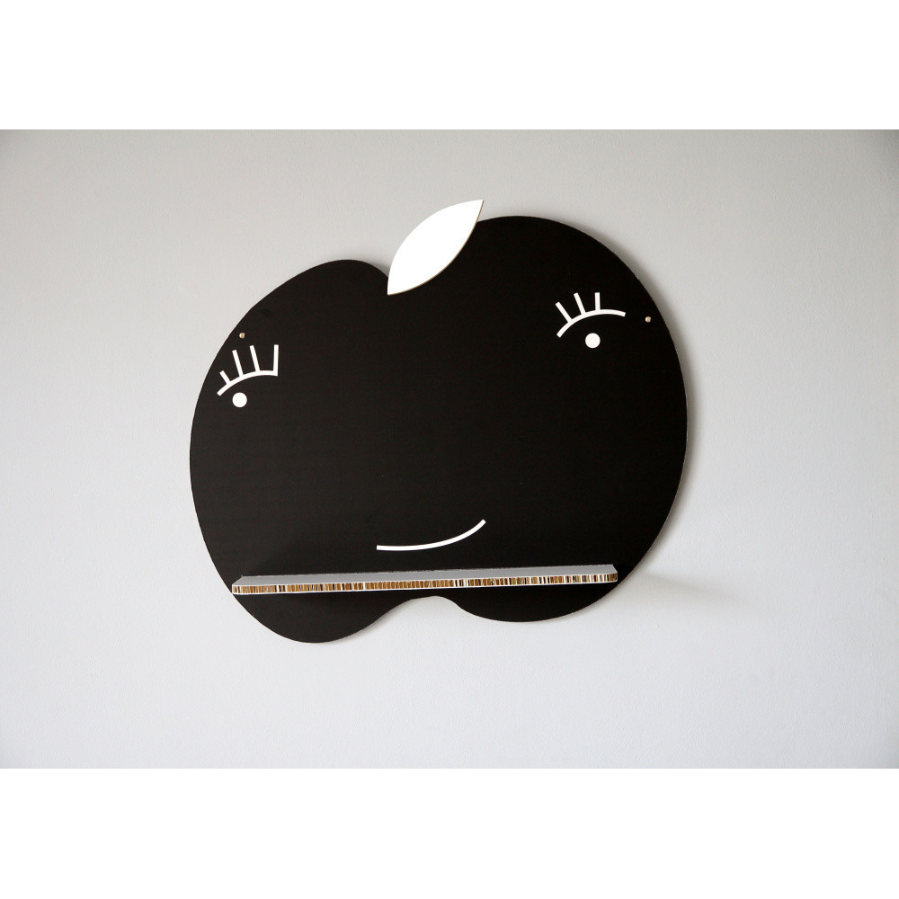 Tabuľa na kreslenie Decorplay Jablko