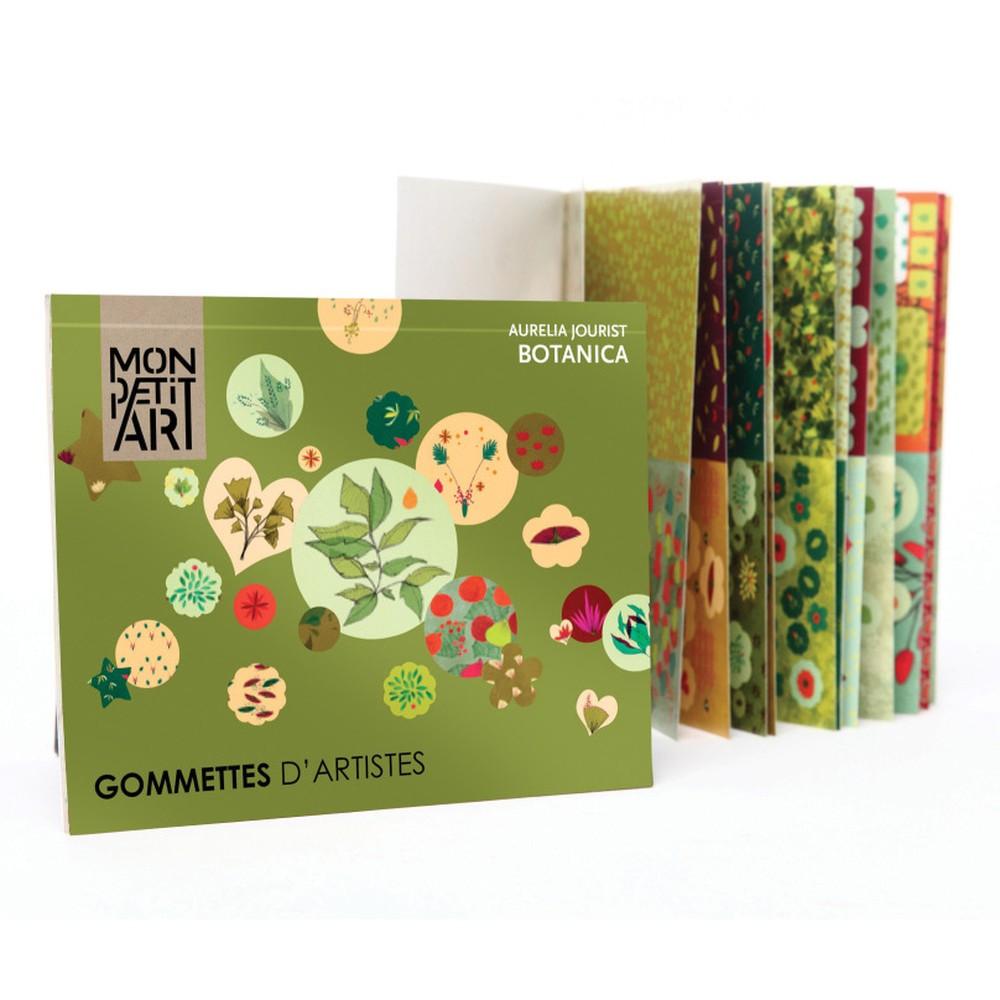 Nálepky Mon Petit Art Botanica