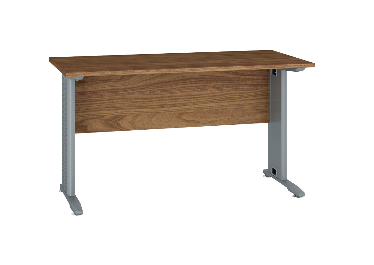 Kancelársky stôl OPTIMAL 15 / orech prírodný