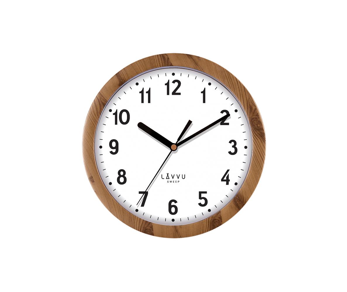 Nástenné hodiny Lavvu LCS2030, Sweep 25cm