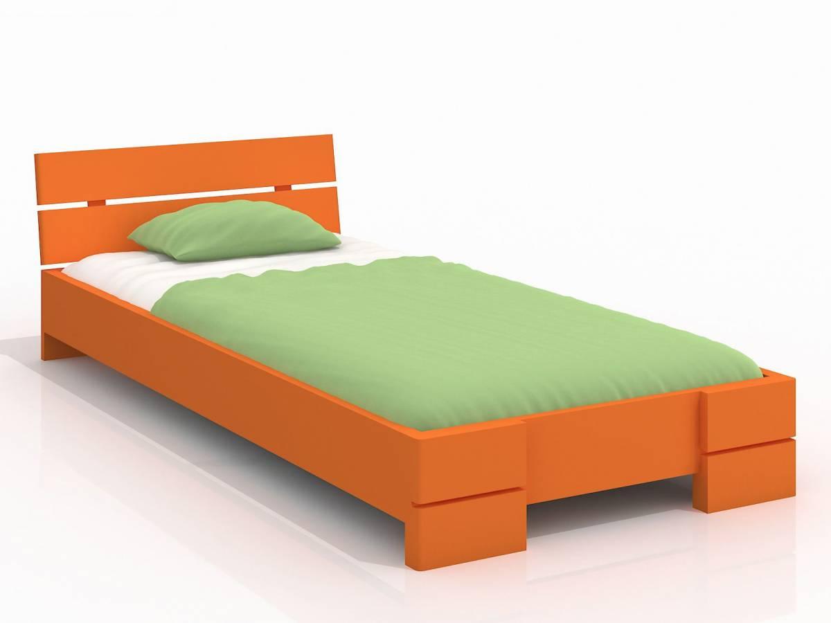 Jednolôžková posteľ 120 cm Naturlig Kids Lorenskog (borovica) (s roštom)
