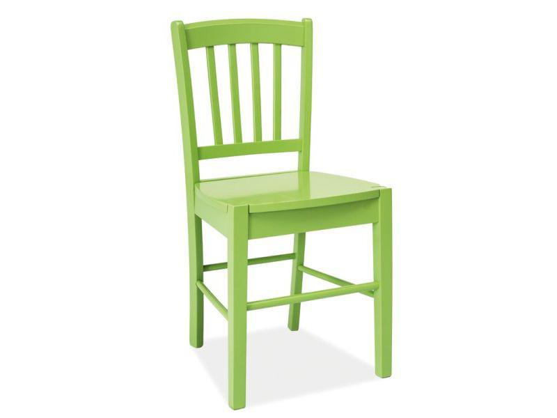 Stolička KD-57, zelená