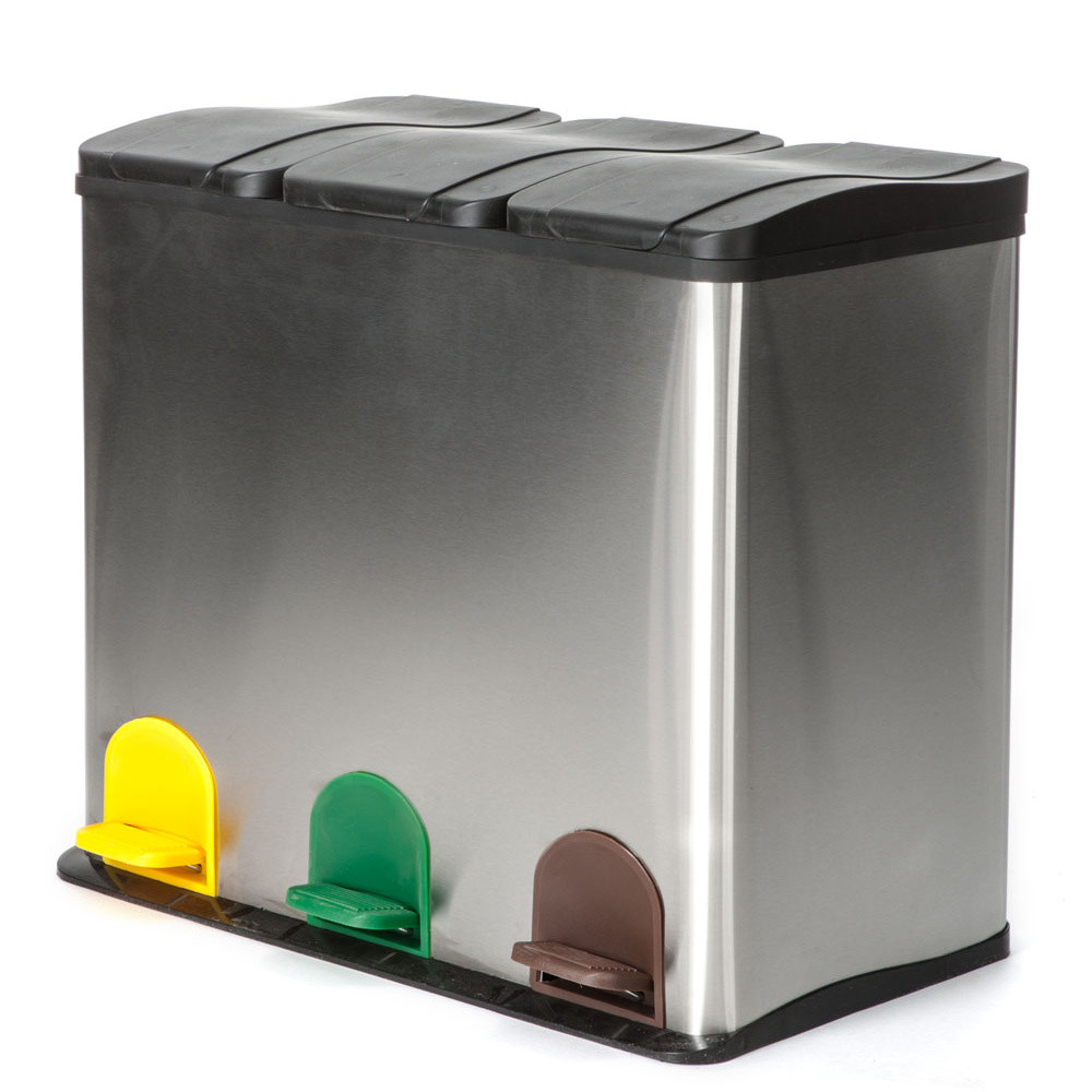 Odpadkový kôš Tomasucci  Recycle, 60 l