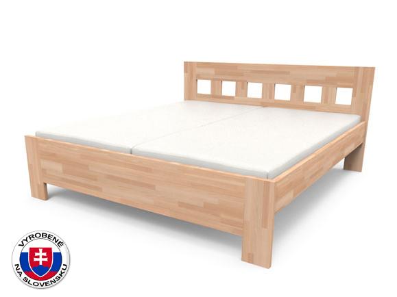 Manželská posteľ 140 cm Jana Senior