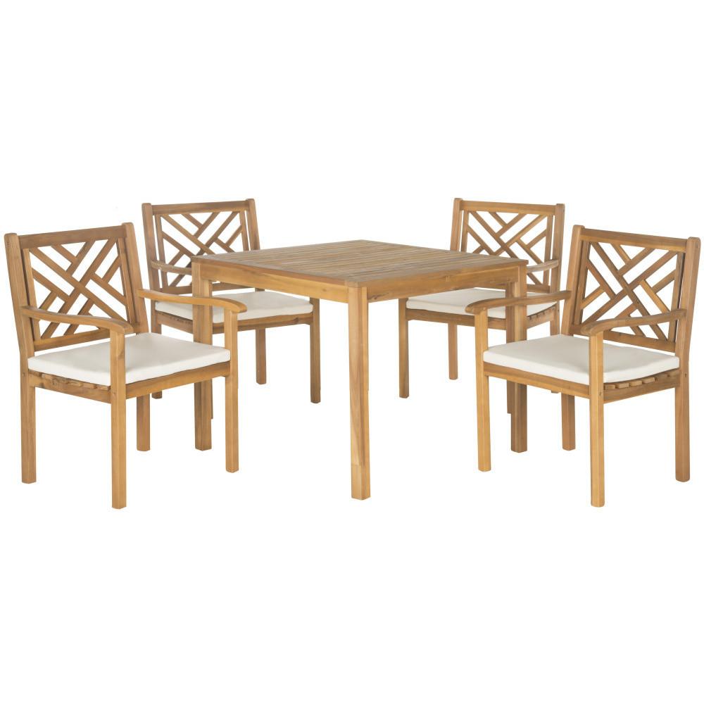 Set stola a stoličiek Safavieh Mendoza