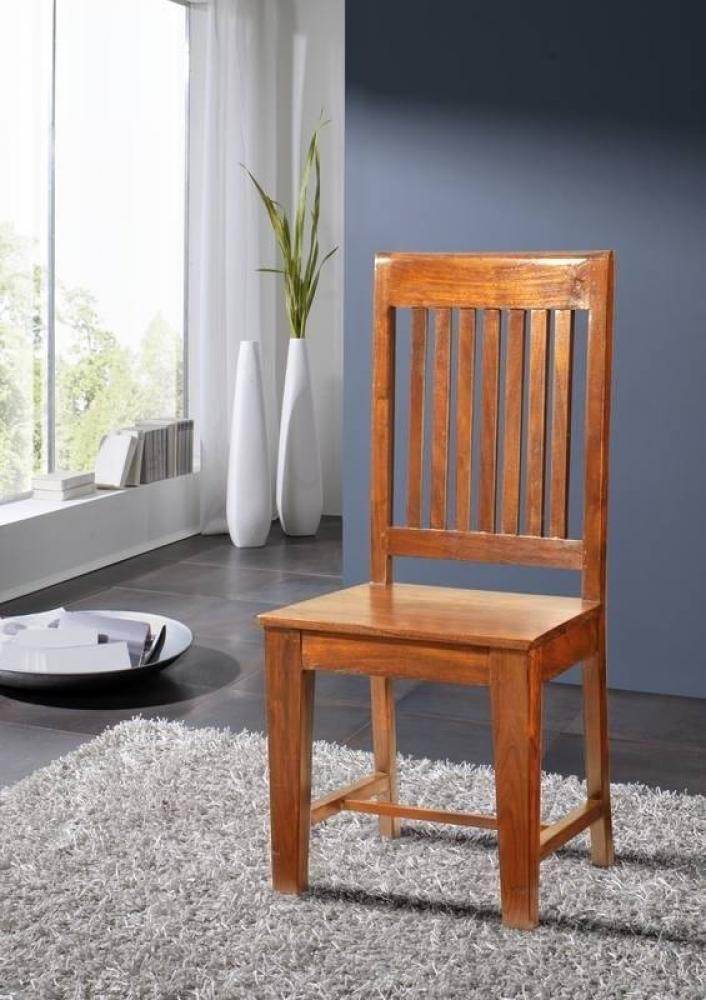 OXFORD HONIG jedálenská stolička #014 masívny agát