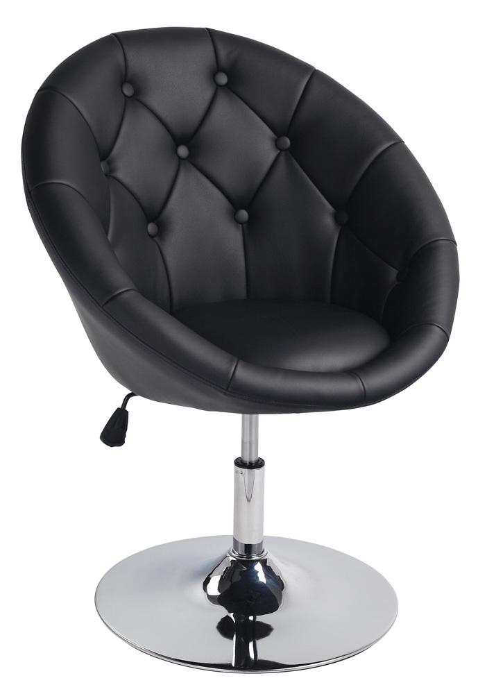 Barová stolička C-881 Krokus čierna