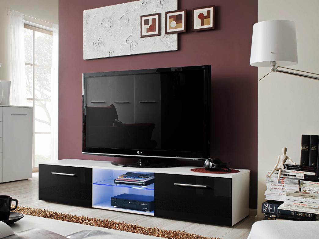 TV stolík/skrínka Bono III 25 WSH B3