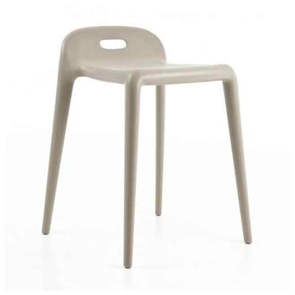 Béžová stolička Magis Yuyu