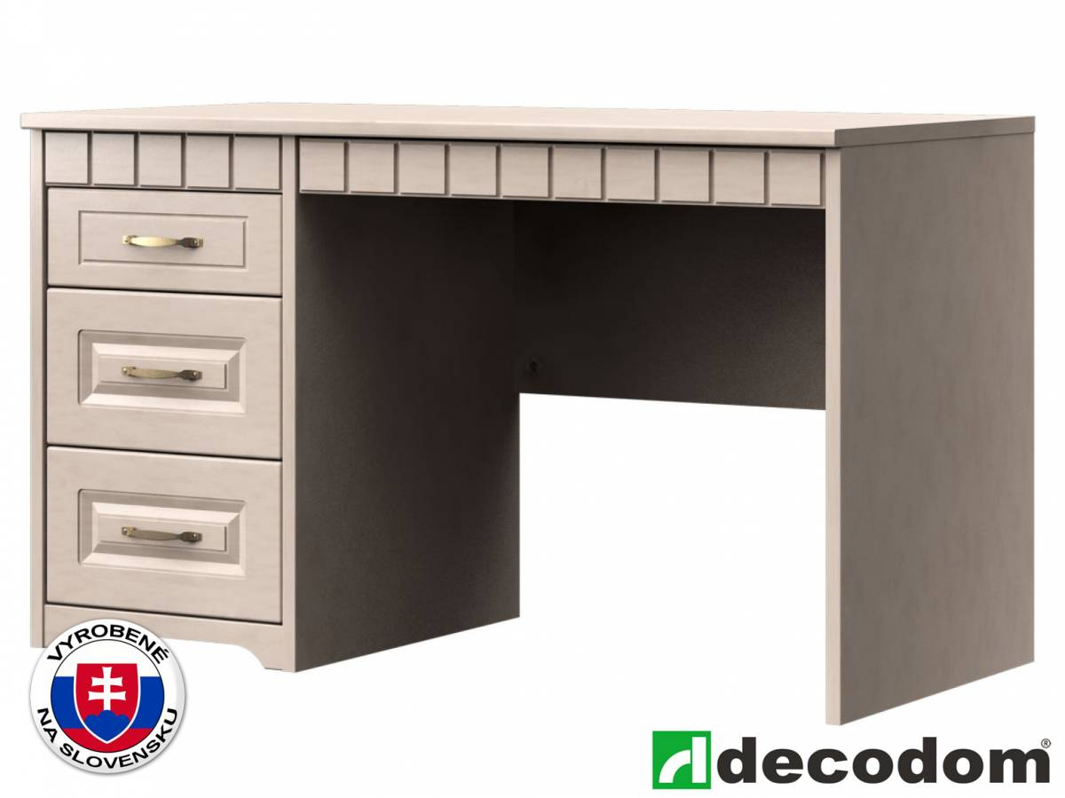 PC stolík Decodom Lirot Typ 61 (vanilka patina)