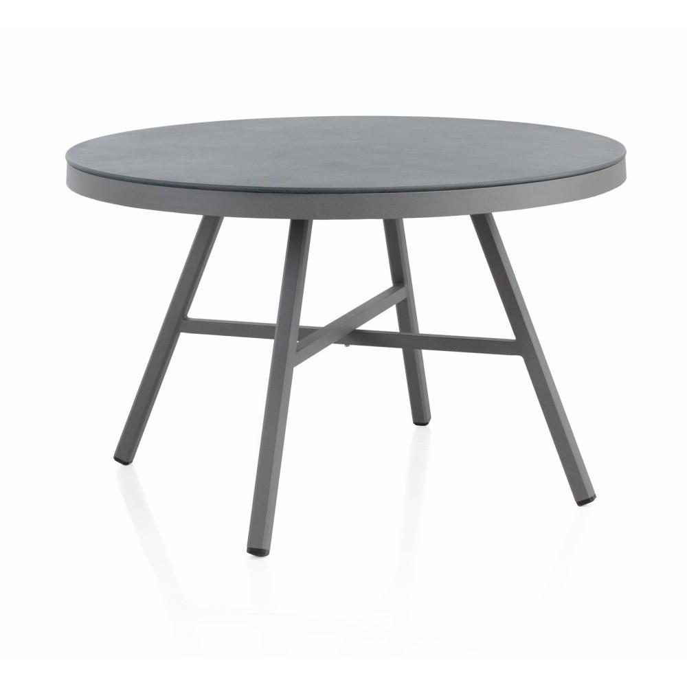 Záhradný jedálenský stôl Geese Camilla, ⌀ 120 cm