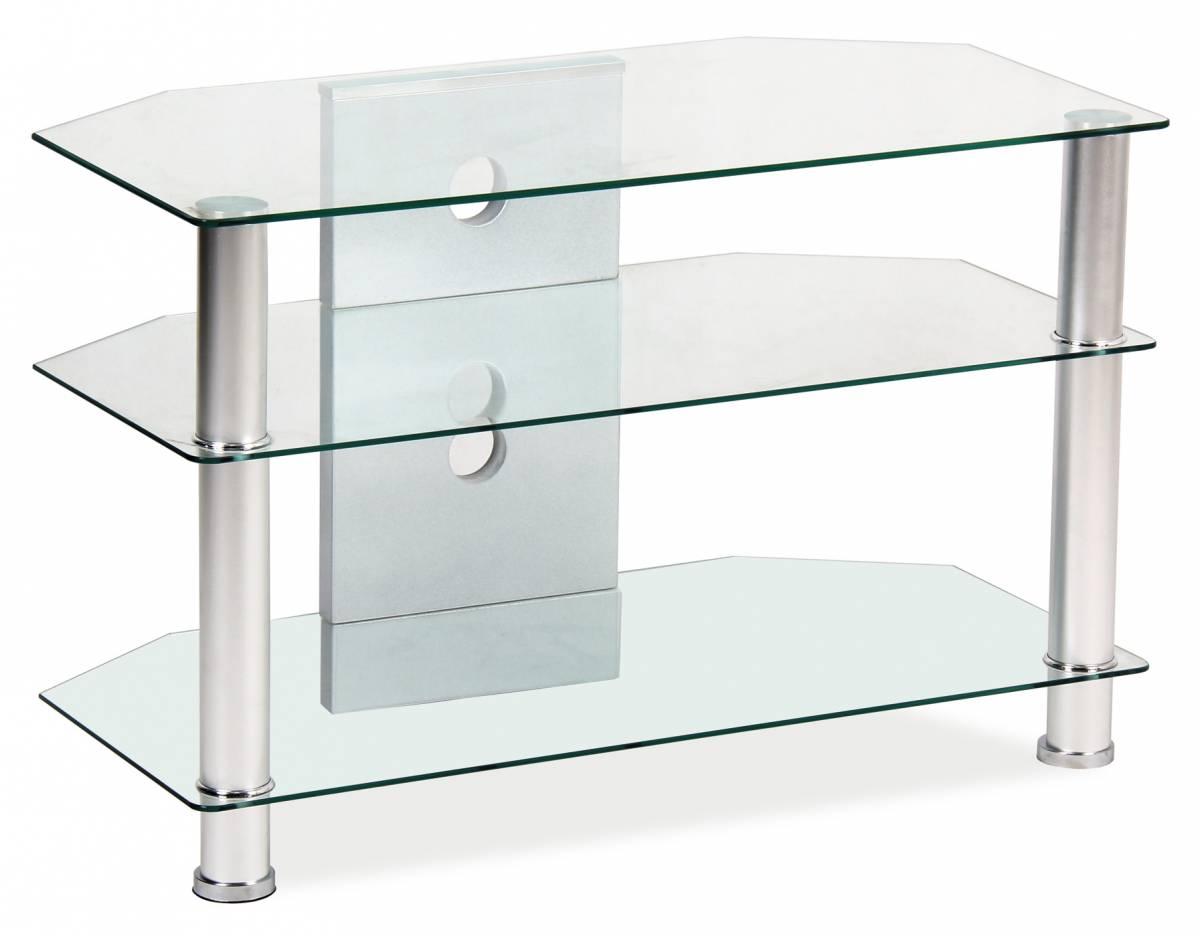TV stolík TV-031 (sklo)
