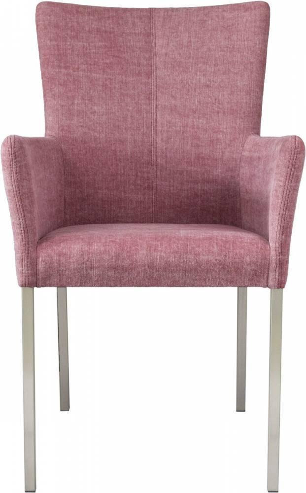 Jedálenská stolička TIVOLI - vínová