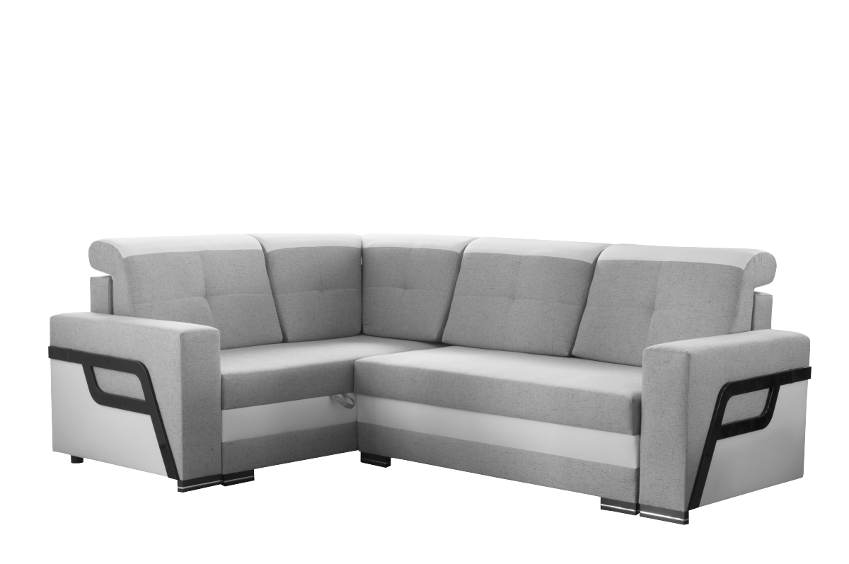 LORD moderná rohová sedačka, Delta 118/sioux1115