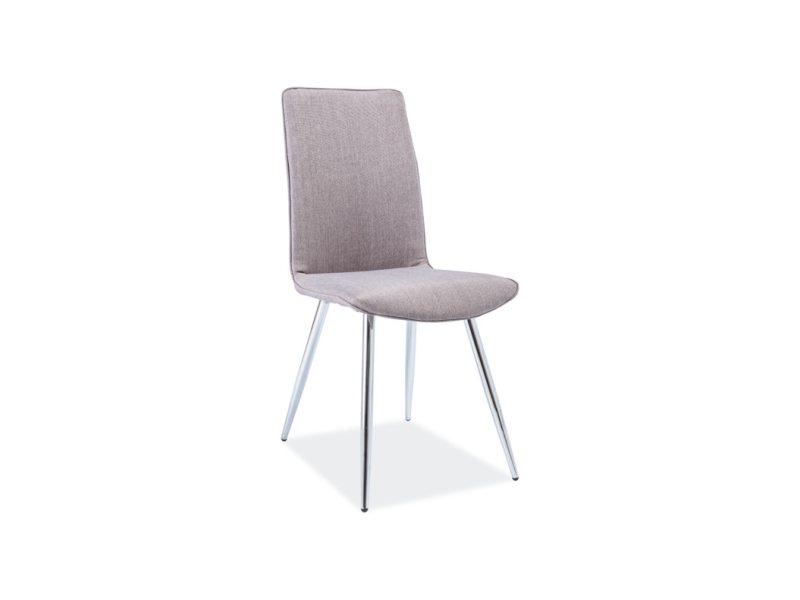 HK-166 jedálenská stolička, šedá