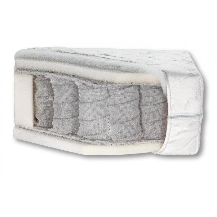 BOG-FRAN PRINCESS-90 90x200 cm taštičkový matrac - Soya