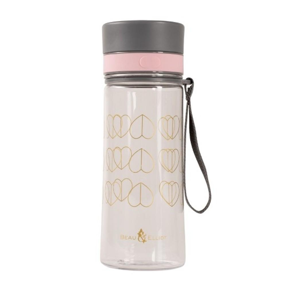 Fľaša na vodu Navigate Hearts, 500 ml