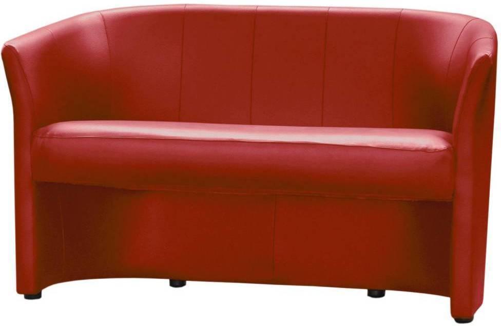 Pohovka ANCONA červená