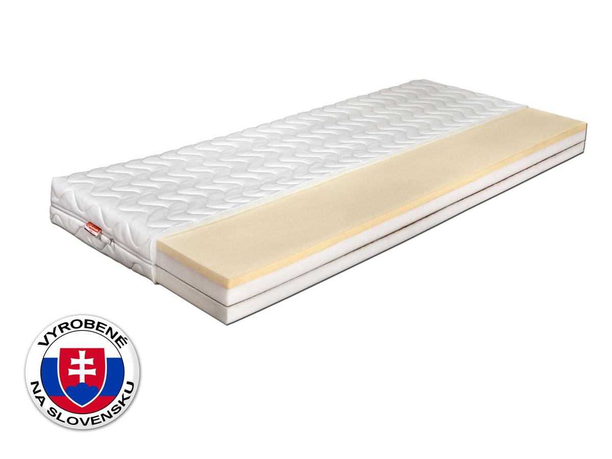 Penový matrac Benab Lazy Foam 195x85 cm (T3/T4) *výpredaj