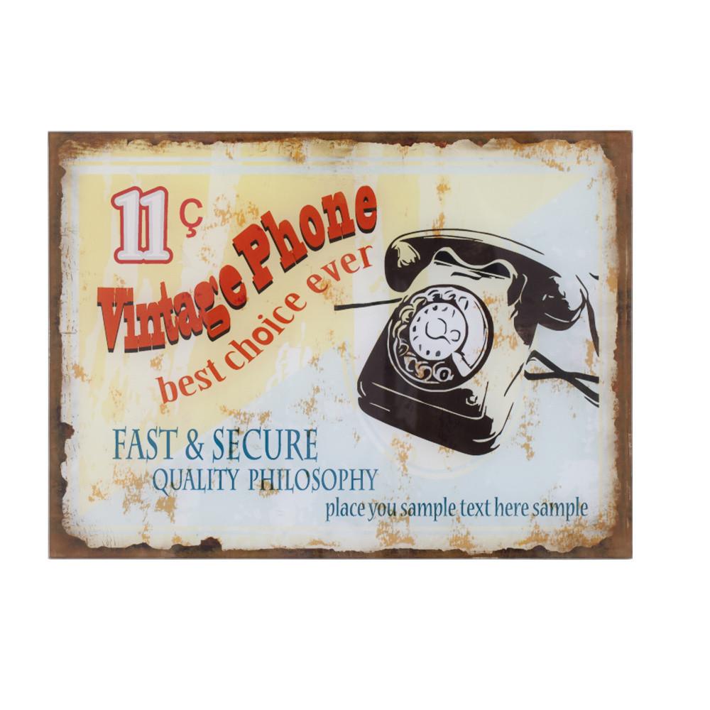 Obraz Mauro Ferretti Vintage Phone, 30 x 40 cm