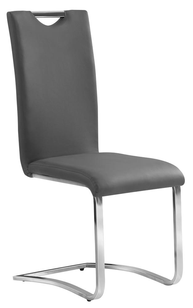 Jedálenská stolička H-790 šedá