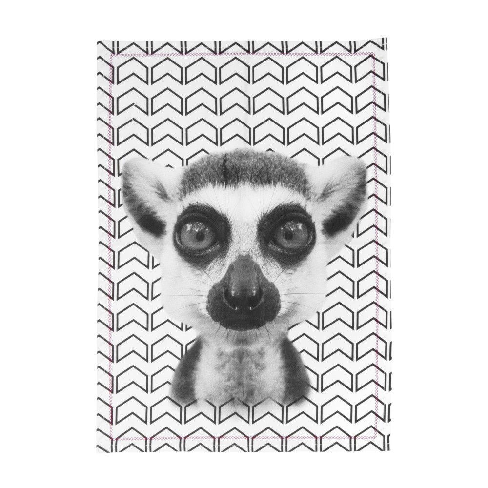 Utierka PT LIVING Lemur, 50 x 70 cm