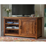 Masivny TV stolik 110x50x60