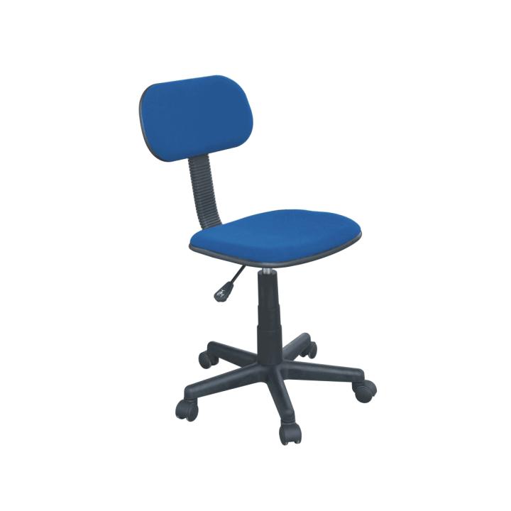 Kancelárska stolička TC3-802P DETSKA STOLICKA L2541 MODRA LATKA
