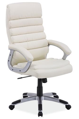 Kancelárska stolička Q-087 bežová