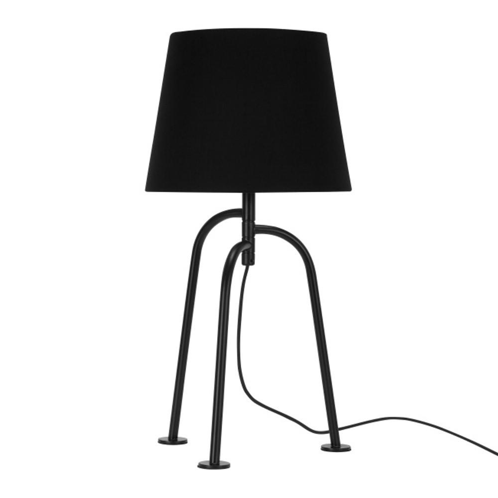 Čierna stolová  lampaGarageeightJay