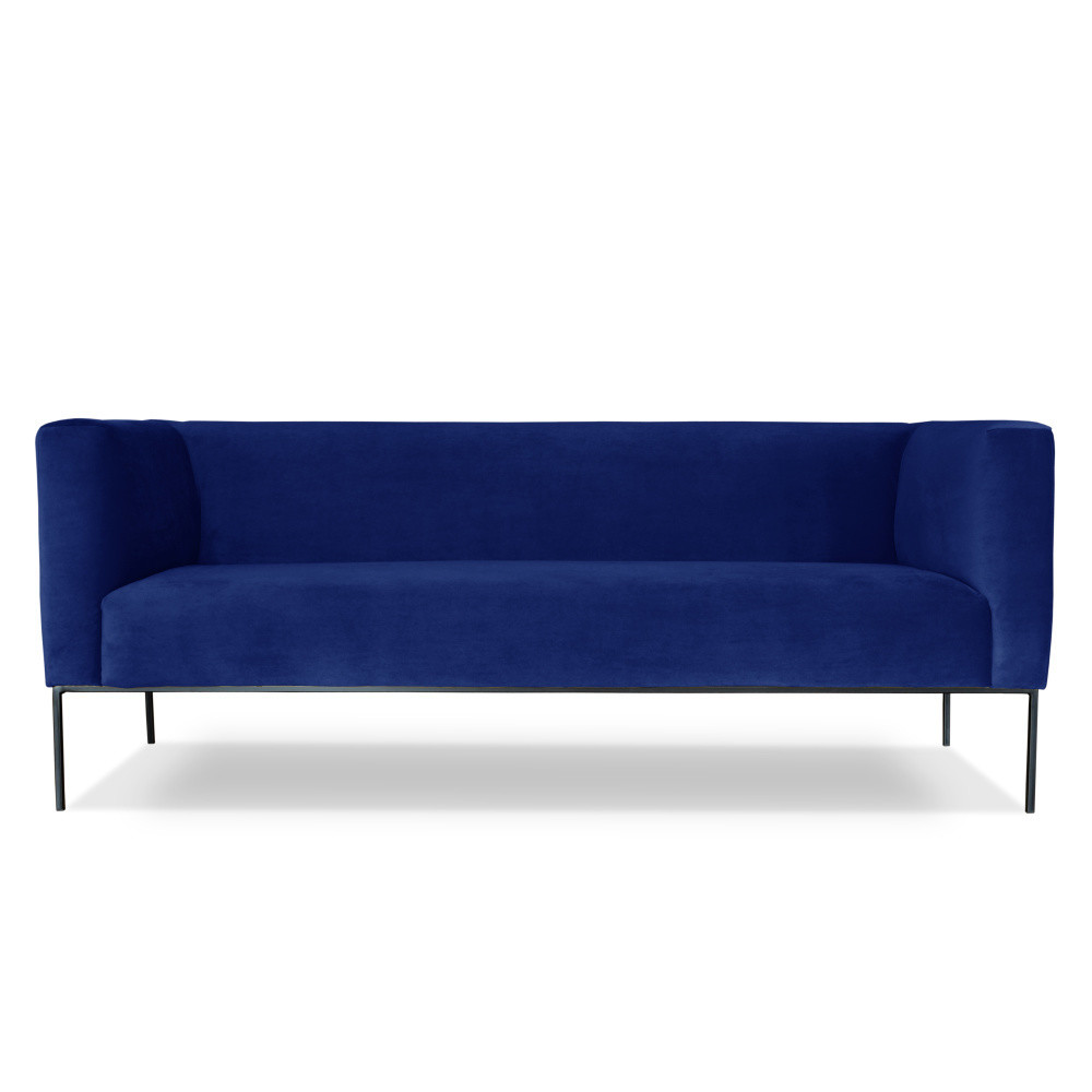 Modrá trojmiestna pohovka Windsor & Co. Sofas Neptune