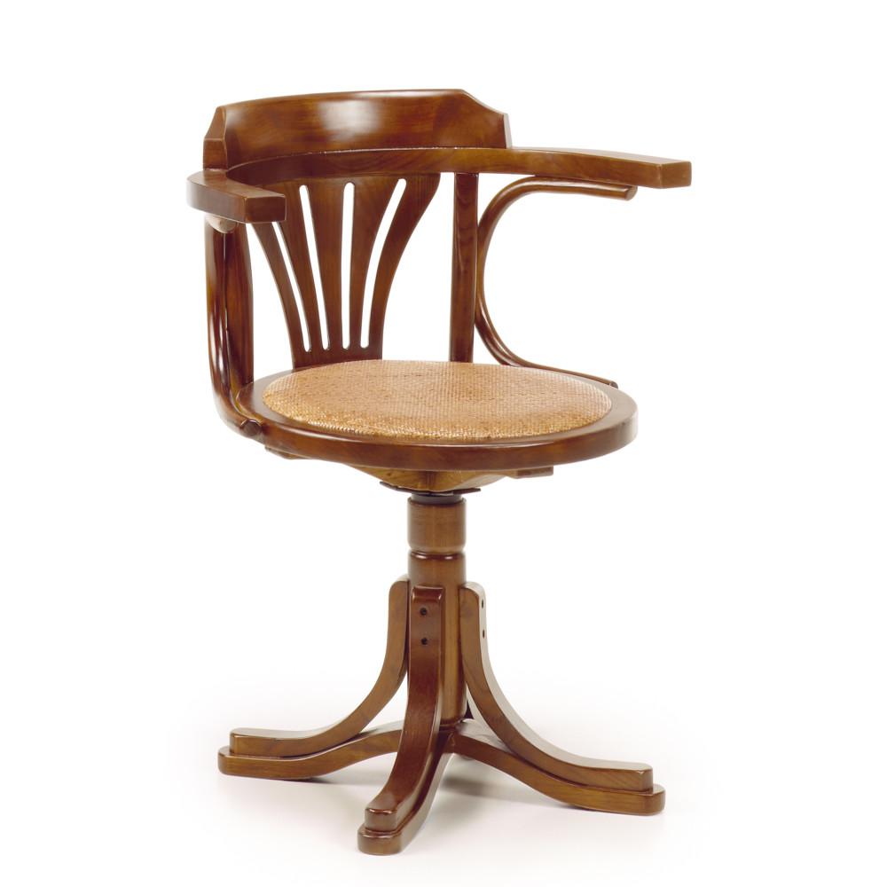 Otočná stolička Moycor Star Rattan