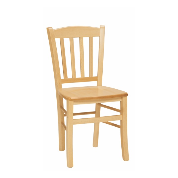 Drevená stolička VENETA masív