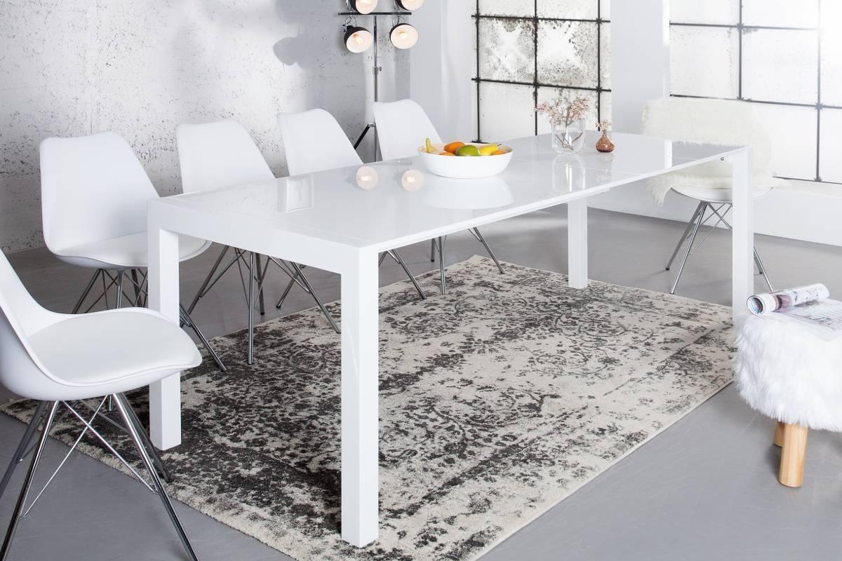 Jedálenský stôl XX7 - biela