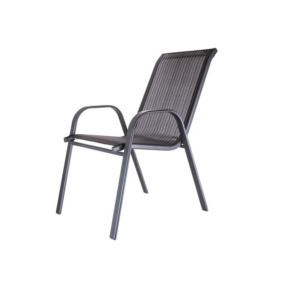 Happy Green Záhradná stolička Harrow, 56 x 68 x 93 cm