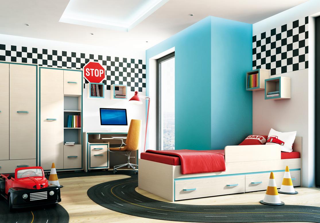Detská izba BONTI 4