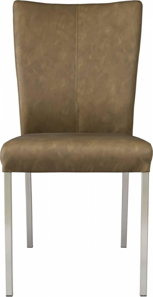 Jedálenská stolička TIVOLI - hnedá