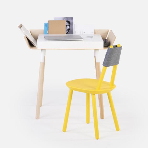 Biely písací stôl Emko My Writing,1zásuvka