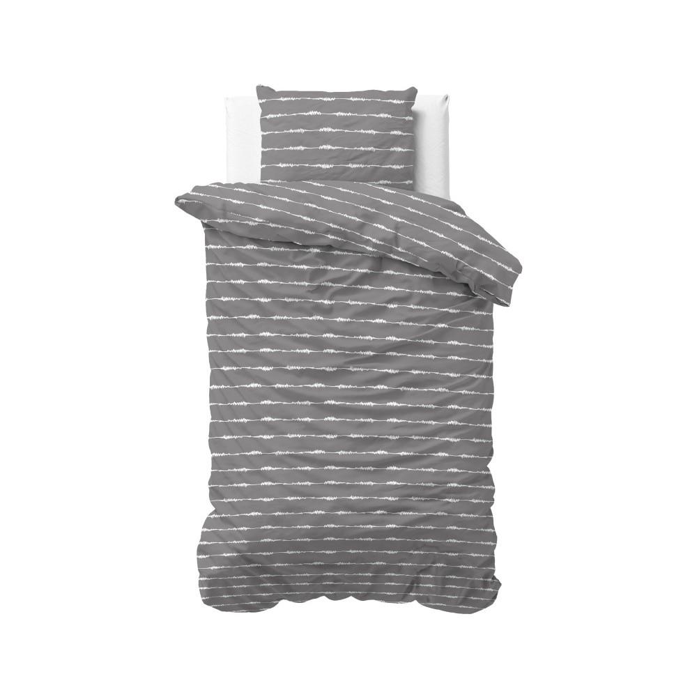 Flanelové obliečky na jednolôžko Zensation Ziggy, 140×200 cm
