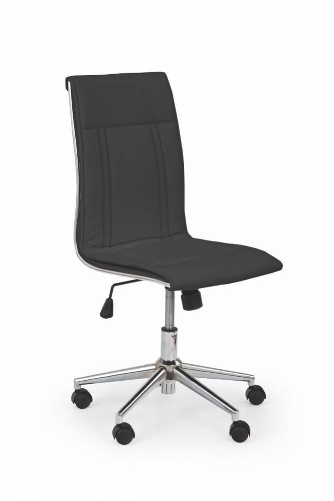 Kancelárska stolička Porto čierna