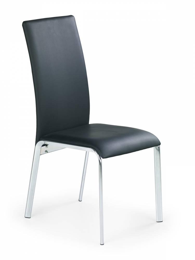 Jedálenská stolička K135 čierna