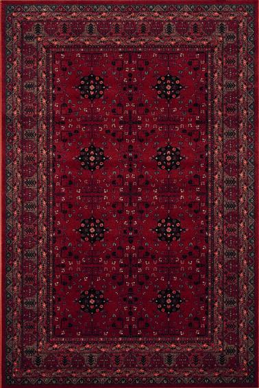 Osta carpets Koberec Kashqai 4302 300 bordový 67x130cm