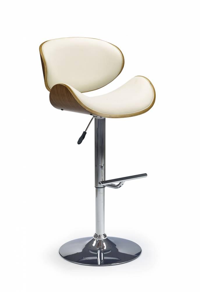 Barová stolička H 44 Orech